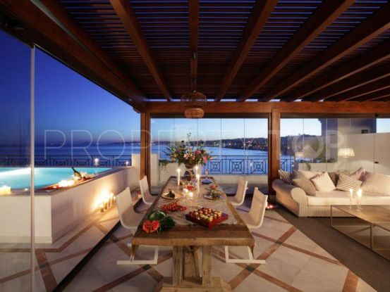 For sale Estepona 3 bedrooms penthouse | House & Country Real Estate