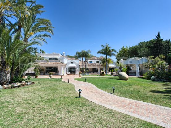 Guadalmina Baja villa for sale | House & Country Real Estate