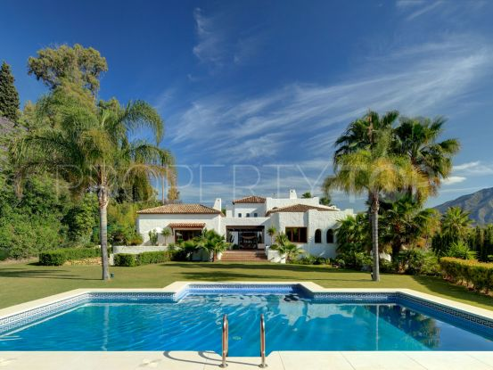 Mansion with 6 bedrooms in Atalaya de Rio Verde | FM Properties Realty Group
