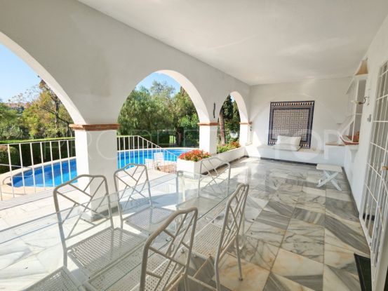 Villa with 4 bedrooms in Guadalmina Alta | FM Properties Realty Group