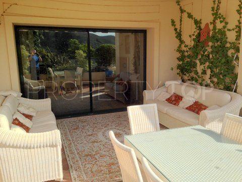 Ground floor apartment for sale in Benahavis   FM Properties Realty Group