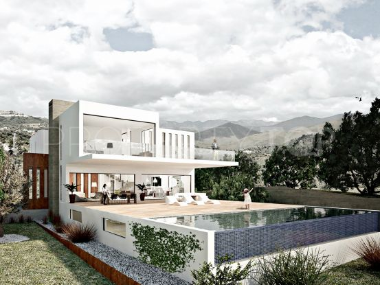 For sale villa in La Mairena with 4 bedrooms | Bemont Marbella