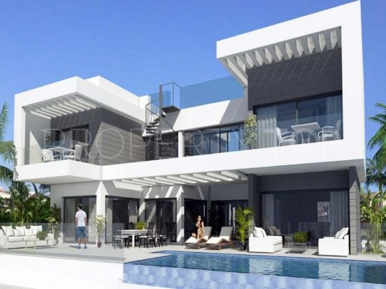 Villa with 3 bedrooms in Cala de Mijas, Mijas Costa | Bemont Marbella