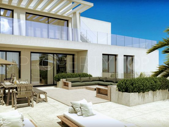For sale penthouse in Cala de Mijas | Bemont Marbella