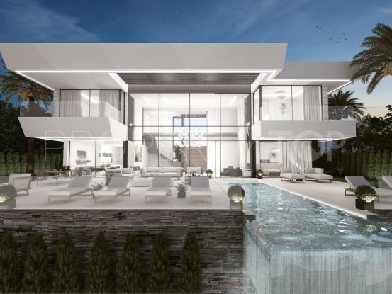 Villa in Capanes Sur for sale | Bemont Marbella