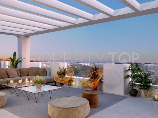 For sale penthouse in Nueva Andalucia   Bemont Marbella