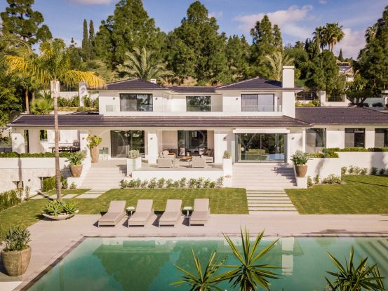 5 bedrooms Hacienda las Chapas villa for sale | Bemont Marbella