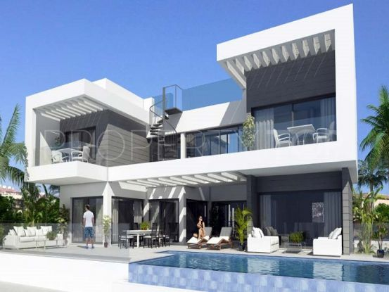 Buy villa in Cala de Mijas with 5 bedrooms | Bemont Marbella