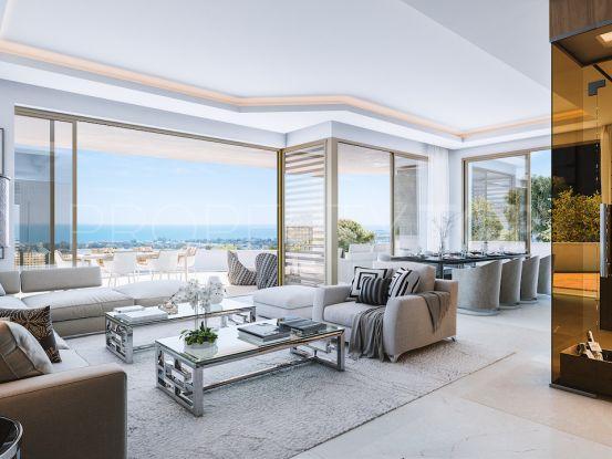 4 bedrooms semi detached villa for sale in Nueva Andalucia, Marbella | Bemont Marbella