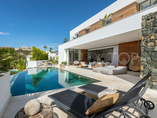 For sale villa in La Quinta Golf with 5 bedrooms | Bemont Marbella