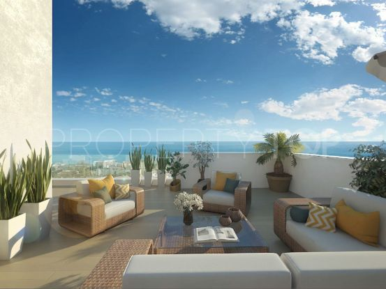 Buy El Mirador de la Cañada penthouse with 4 bedrooms | Bemont Marbella