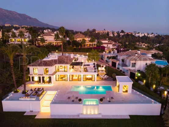 5 bedrooms Los Naranjos Golf villa | Solvilla