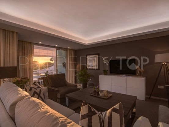 Guadalmina Baja 4 bedrooms duplex penthouse for sale | Solvilla