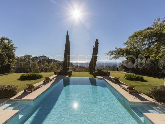 For sale villa in Monte Halcones, Benahavis | Solvilla