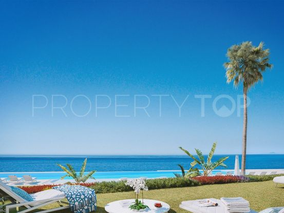 Buy ground floor apartment in Estepona Playa | Solvilla