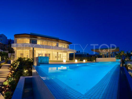 For sale 5 bedrooms villa in Capanes Sur, Benahavis | Solvilla