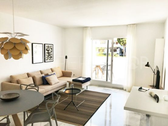 Buy ground floor apartment with 3 bedrooms in Nueva Andalucia, Marbella | Solvilla