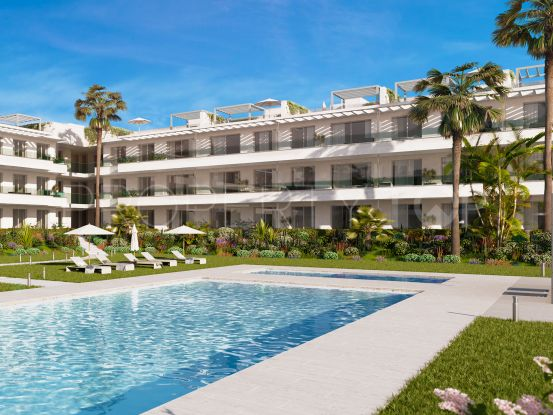 For sale 3 bedrooms apartment in Cancelada, Estepona | Solvilla