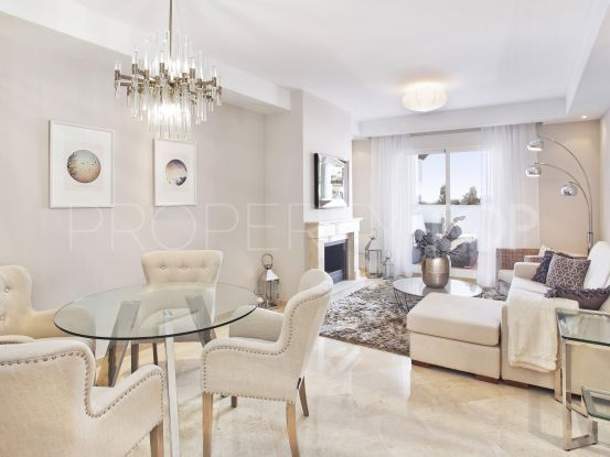 For sale 3 bedrooms duplex penthouse in Aloha, Nueva Andalucia | Solvilla
