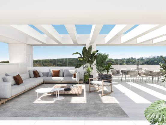For sale Casares del Sol penthouse with 2 bedrooms | Always Marbella