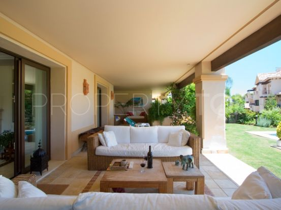 For sale ground floor apartment with 3 bedrooms in Aloha Park   Always Marbella