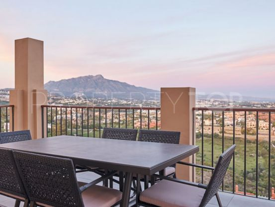 For sale apartment in Benahavis | Bromley Estates