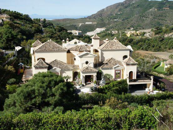 For sale mansion in La Zagaleta, Benahavis | Bromley Estates