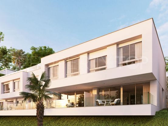 For sale town house in Cancelada   Bromley Estates