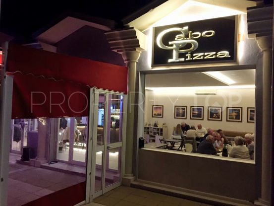 For sale restaurant in Cabopino | Bromley Estates