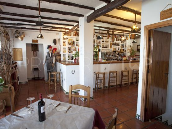 Zahara De La Sierra 4 bedrooms restaurant for sale | Bromley Estates