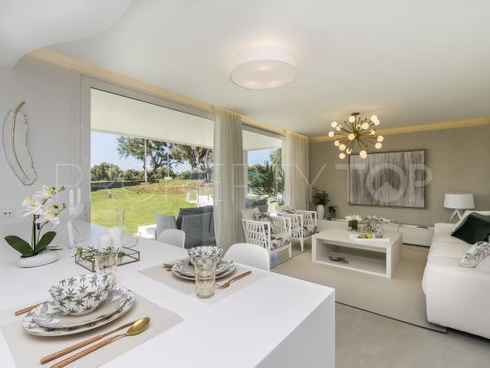 Duplex penthouse with 3 bedrooms in San Roque Club | Bromley Estates