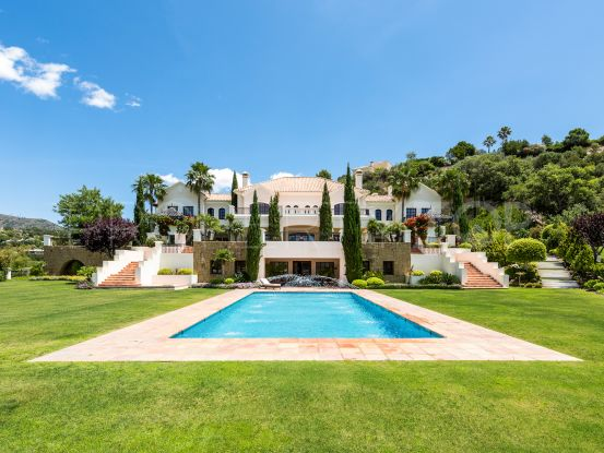 Villa with 10 bedrooms for sale in La Zagaleta, Benahavis | Bromley Estates