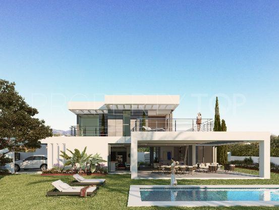 Buy Cancelada villa with 3 bedrooms | Bromley Estates