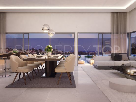 Penthouse for sale in New Golden Mile with 2 bedrooms   Bromley Estates