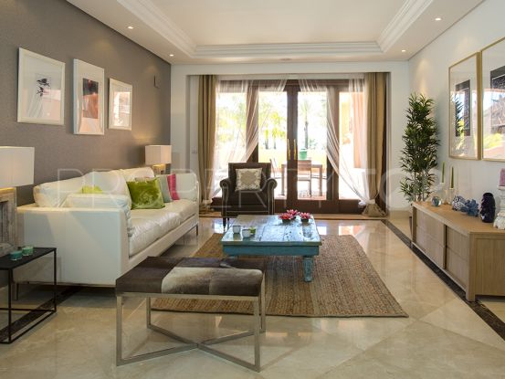 Estepona ground floor apartment | Bromley Estates