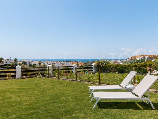 Ground floor apartment with 2 bedrooms for sale in La Resina Golf, Estepona | Discount Property Center