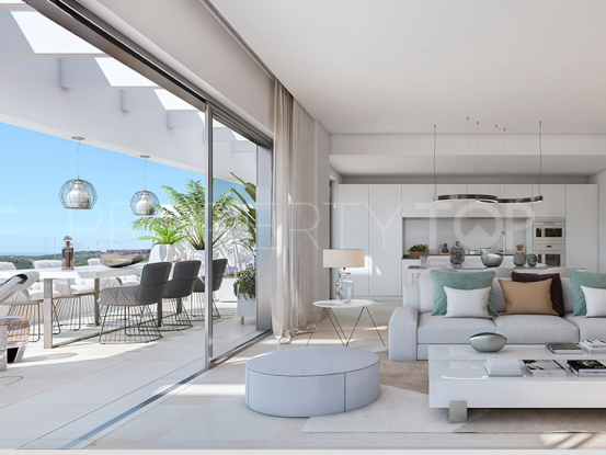 For sale apartment with 3 bedrooms in Valle Romano, Estepona | Future Homes