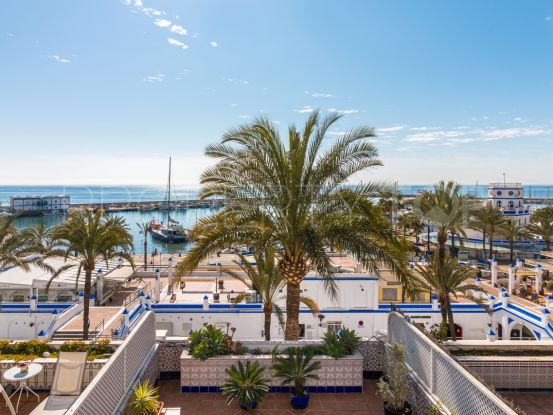 For sale Estepona Puerto 4 bedrooms town house | Future Homes