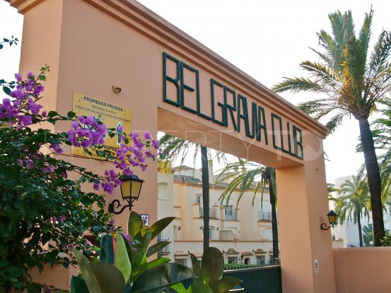 Estepona Puerto town house with 3 bedrooms | Future Homes