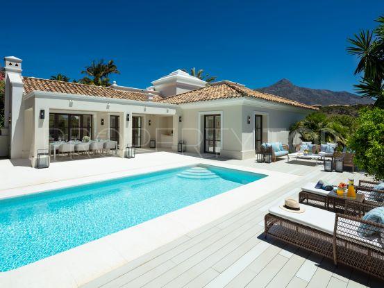 Villa for sale in Las Brisas | Gabriela Recalde Marbella Properties