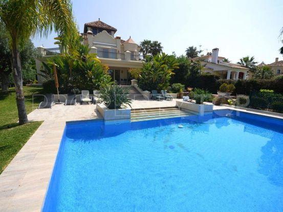 Las Chapas 5 bedrooms villa for sale | Marbella Banús