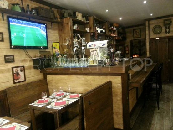 Restaurant for sale in Marbella | Marbella Banús