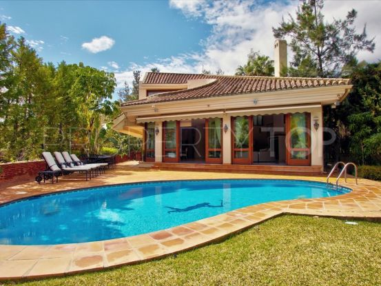 For sale 4 bedrooms villa in La Quinta, Benahavis | Marbella Banús
