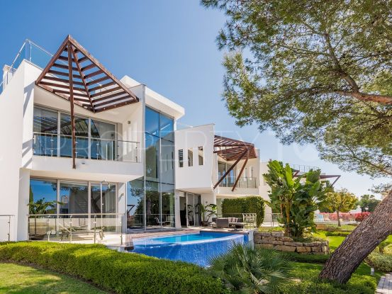4 bedrooms town house for sale in Marbella | Marbella Banús