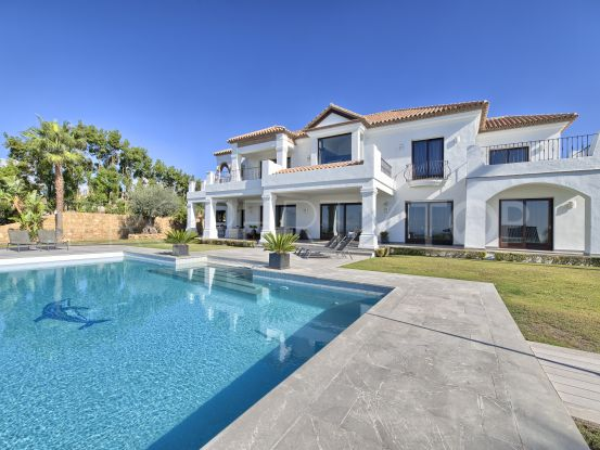 5 bedrooms villa for sale in Los Flamingos, Benahavis | Amrein Fischer