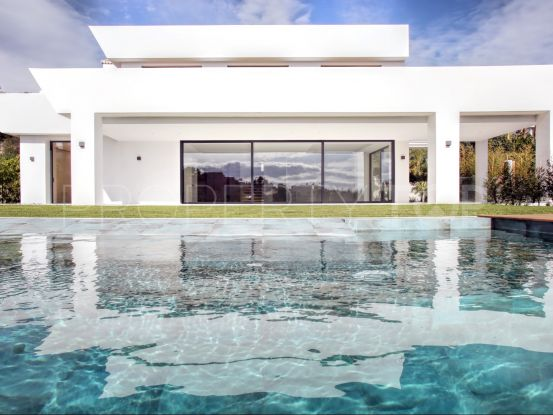Villa en venta en La Alqueria, Benahavis | Amrein Fischer