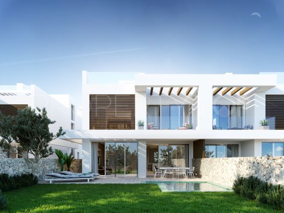 For sale semi detached house in Cabopino | Amrein Fischer