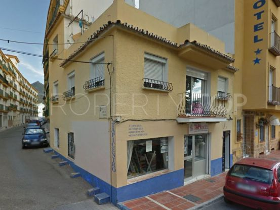 Marbella Centro commercial premises with 3 bedrooms | Amrein Fischer