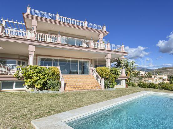 For sale villa in Los Flamingos Golf with 8 bedrooms | Amrein Fischer