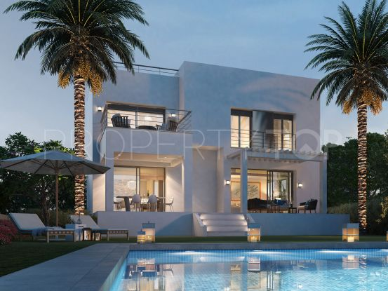 4 bedrooms villa for sale in Selwo, Estepona | Amrein Fischer